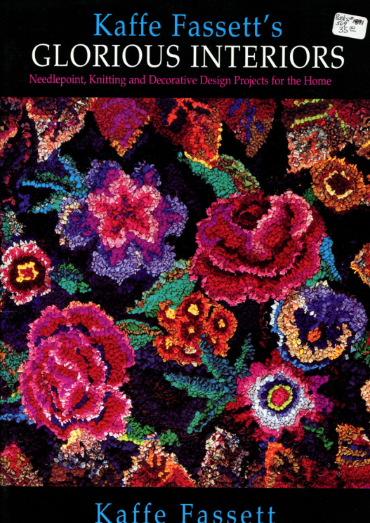 Kaffe Fassett's Glorious Interiors