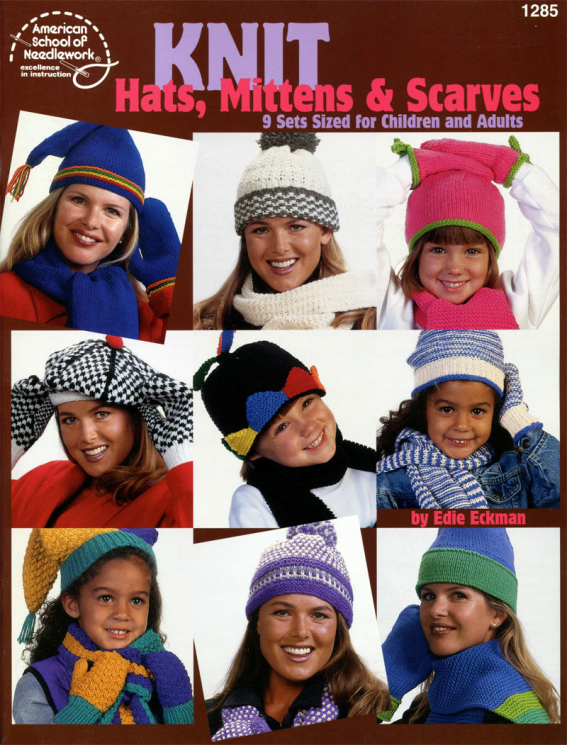 Knit Hats, Mittens, and Scarves-1285