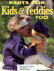 Knits for Kids & Teddies Too