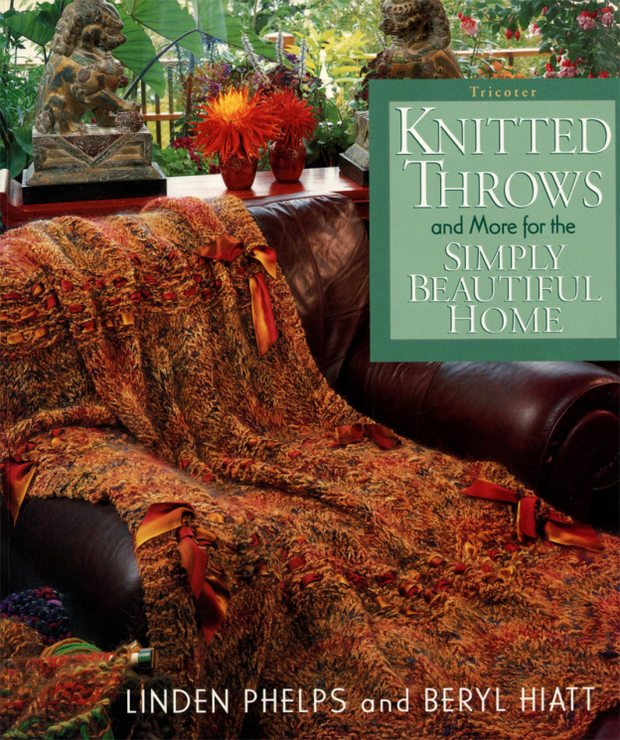 Knitted Throws and More for the Simply Beautiful Home