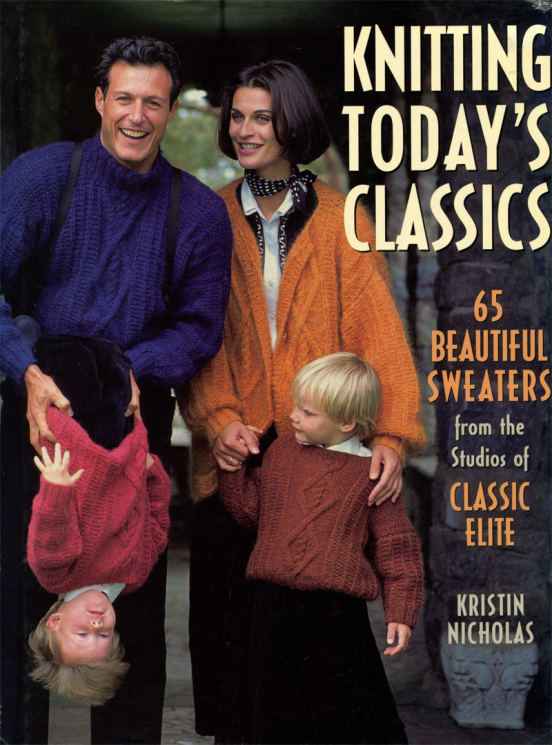 Knitting Today's Classics