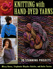Knitting with Hand-Dyed Yarns