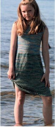 Koigu Mermaid Dress