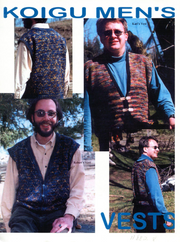 Koigu Pattern Men's Vests