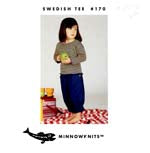 Minnowknits Swedish Tee #170