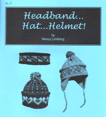 NL17 Headband... Hat... Helmet!