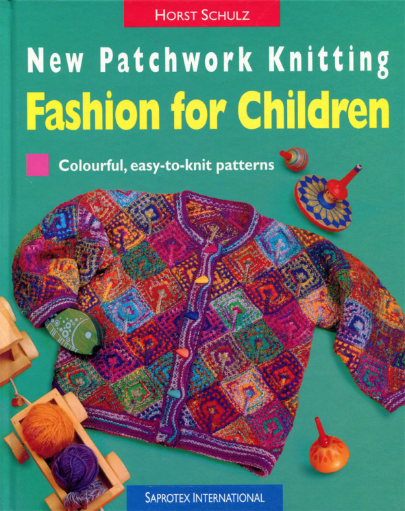 New Patchwork Knitting Fashion for Children