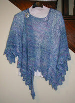 On The Square Shawl AC-011