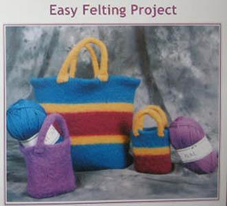 P285 Easy Felting Project
