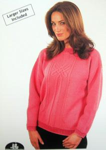 P331 Butterfly Pullover