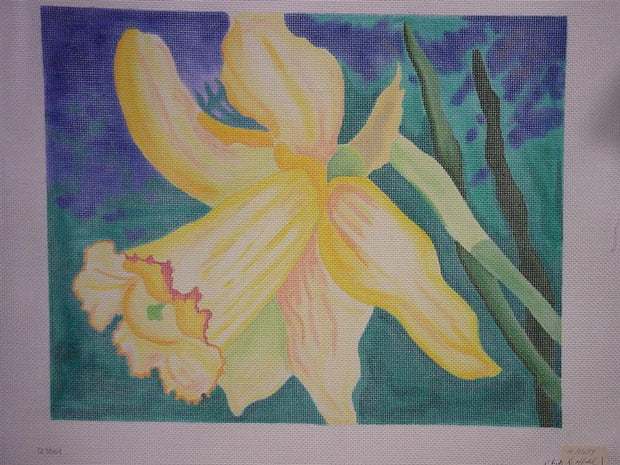 Painterly Daffodil