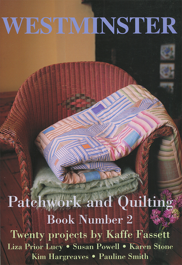 Patchwork And Quilting: Book Number 2