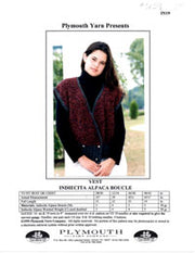 Plymouth IN19 Indiecita Alpaca Boucle