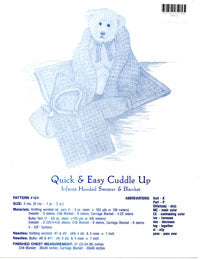 Quick & Easy Cuddle Up
