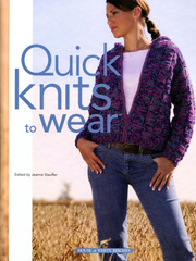 Quick Knits to Wear