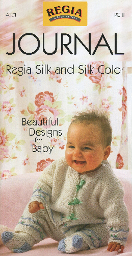 Regia Journal 4001 Silk and Silk Color