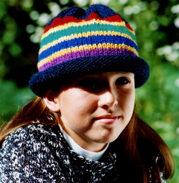 Simply a Toque Hat Pattern #113