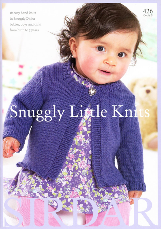 Sirdar 426 Snuggly Little Knits