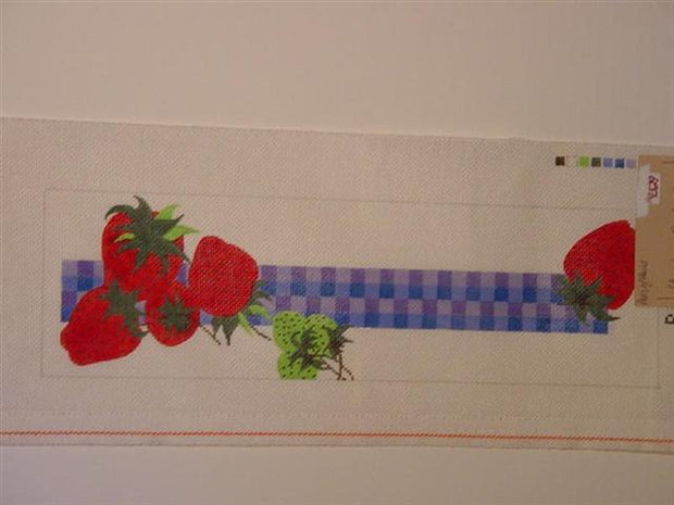 Strawberry Eyeglass Case