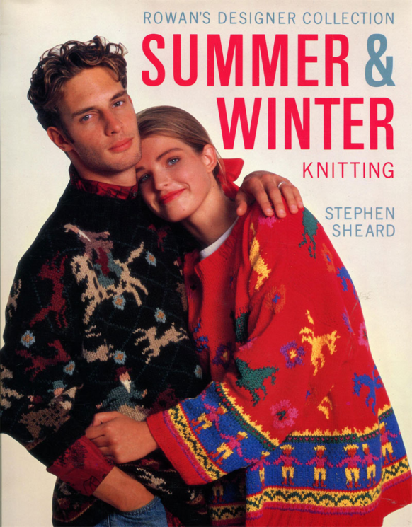 Summer And Winter Knitting She