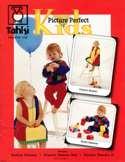 Tahki Picture Perfect Kids Volume 1