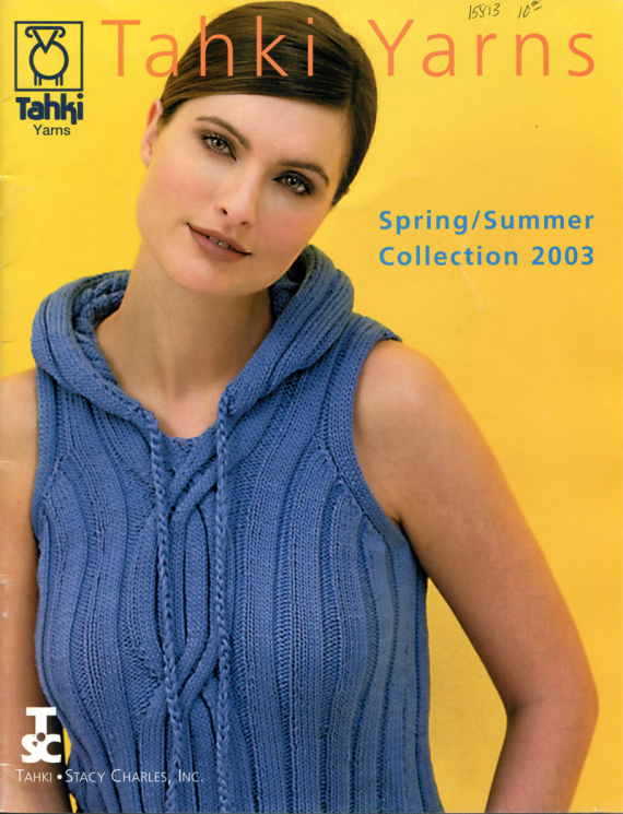 Tahki Yarns Spring/Summer Collection 2003