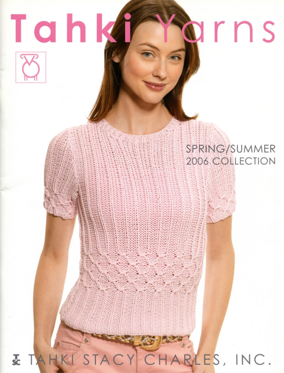Tahki Yarns Spring/Summer Collection 2006