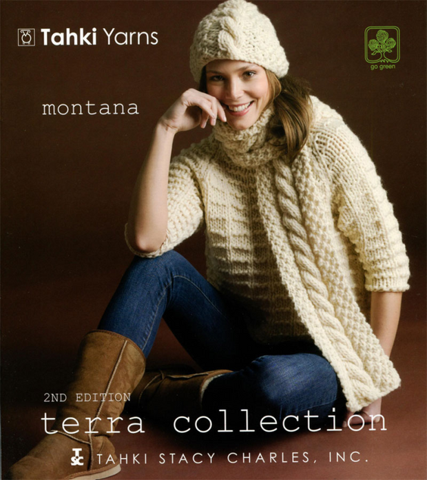 Tahki Yarns Terra Collection 2nd Edition TERFW08