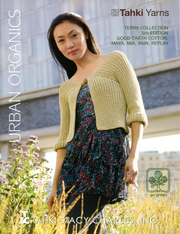 Tahki Yarns Terra Collection 5th Edition Urban Organics TERSS10