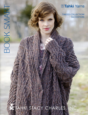 Tahki Yarns Tweed Collection 3rd Edition Book Smart TTFW09