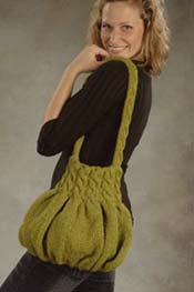 Taria Tweed 1910 Pleated Purse