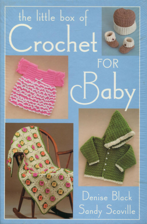 The Little Box of Crochet for Baby