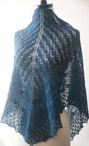 The Obi Shawl by Michelle Miller