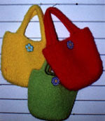 The Retro Bag (felted)