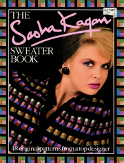 The Sasha Kagan Sweater Book