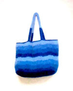 The Wave Knitting Bag