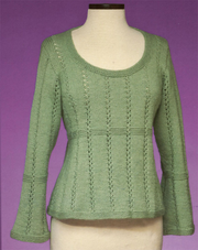 Top-Down Empire Waist Pullover 172