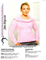 Trendsetter 3122 Delicious Body Pullover w/ cowl