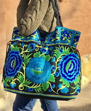 Tropical Large Tote