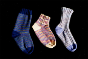 Two-Toes Sock W-125