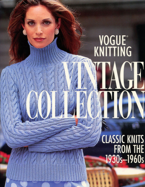 Vogue Knitting Vintage Collection 30-60