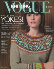 Vogue Knitting Winter 2017/18
