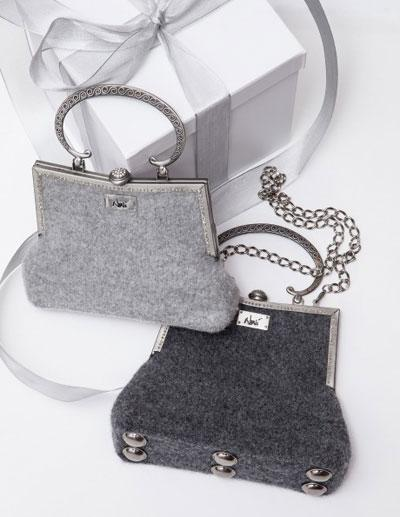 W Bag (Antique Silver)