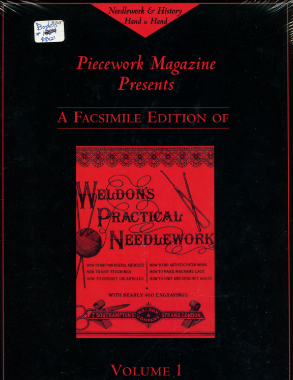 Weldon's Needlework Book