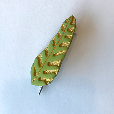 Woodland Shawl Pin