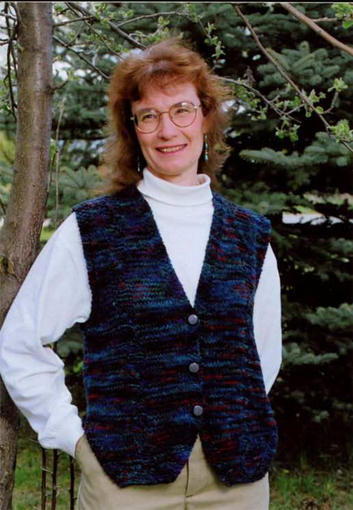 Yellowstone Ribbon Vest