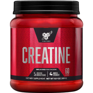 BSN Creatine DNA Series 309g Unflavoured-Creatine / Pre and Post Workout-The Nutri X