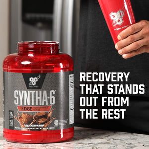 BSN Syntha-6 Edge 48 Servings 4.02lbs-Whey Protein-The Nutri X