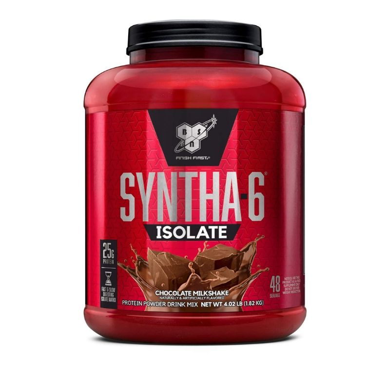BSN Syntha-6 Isolate 4lbs