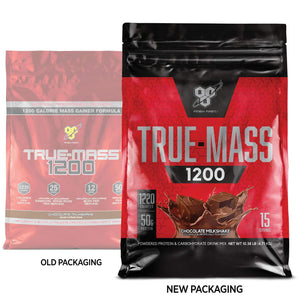BSN True-Mass 1200 10.3lbs-Mass Gainer-The Nutri X